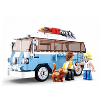 Sluban Model Bricks Campervan 233pcs