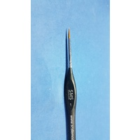 Scale Modellers Supply Sable Brush Size 1 BRSH05
