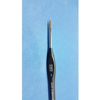 Scale Modellers Supply Sable Brush Size 2 BRSH06