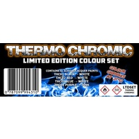 Scale Modellers Supply Thermo Chromic Limited Edition Set LTDSET