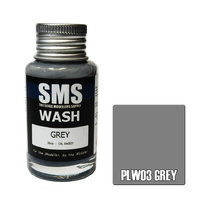 Scale Modellers Supply Wash Grey 30ml PLW03 Laquer Paint