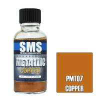 Scale Modellers Supply Premium Metallic Copper 30ml PMT07 Laquer Paint