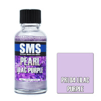 Scale Modellers Supply Pearl Lilac Purple 30ml PRL04 Laquer Paint