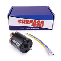 Surpass Hobby 540 brushed motor 3-slot 13T RPM: 34000 IO: 4.4A ?3.175*12mm