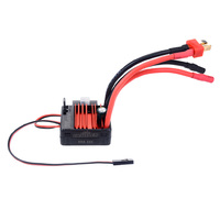 Surpass Hobby Brushed 80A ESC for Crawler car Li 2-3S 14AWG wires