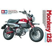 Tamiya 1/12 Scale Honda Monkey 125 Plastic Kit t14134