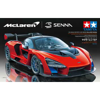 TAMIYA 1/24 McLaren Senna 24355 Plastic Model Kit