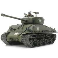 Tamiya 1/48 U.S. M4A3E8 Sherman Easy Model Eight Tank 32595