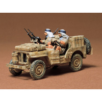 Tamiya 1/35 British SAS Jeep 35033