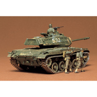 Tamiya 1/35 US M41 Walker Bull Dog 35055