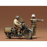 Tamiya 1/35 US Military Police Set 35084