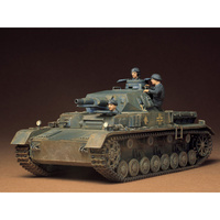 Tamiya 1/35 German Panzer IV Type D 35096