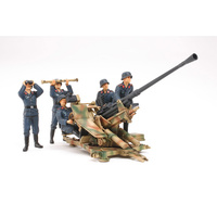Tamiya 1/35 German Flak 37 with Crew 35302