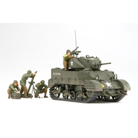 Tamiya 1/35 US Light Tank M5A1 35313