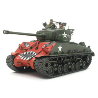 Tamiya 1/35 U.S. Medium Tank M4A3E8 Sherman Easy Model Eight Korean War 35359