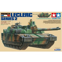 Tamiya 1/35 French Main Battle Tank Leclerc Series 2 35362