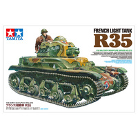 Tamiya 1/35 French Light Tank Renault R35
