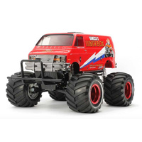 Tamiya 1/12 Lunch Box Red Edition 2WD, LIMITED EDITION KIT T47402