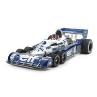 Tamiya 1/10 Tyrrell P34 1977 Monaco GP, 6 Wheeler, Pre-Painted & Assembled, F103 Chassis, RC LIMITED EDITION