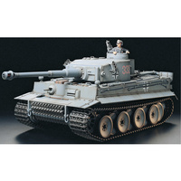 Tamiya 1/16 Tiger 1 Tank with DMO Multi Function Options kit