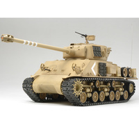 Tamiya 1/16 M51 Super Sherman Full Option Kit RC Tank T56032