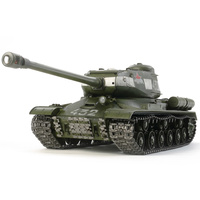 Tamiya 1/16 Russian Heavy JS-2 Model 1944 ChKZ RC Tank Kit T56035