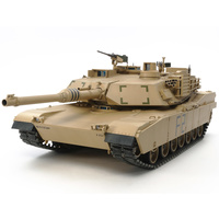 Tamiya 1/16 M1A2 Abrams R/C U.S. Main Battle Tank RC Kit 56041