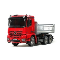 Tamiya 1/14 Mercedes Benz Arocs 3348 - Pre Painted 6 x 4 RC Tipper Truck Kit
