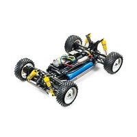 Tamiya 1/10 First Try R/C Kit with Neo Scorcher Body TT-02B Chassis 57987