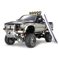 Tamiya 1/10 Toyota Hilux High Lift 4x4 3SPD RC Kit 58397