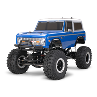Tamiya 1/10 Ford Bronco CR-01 4 x 4 1973 58436