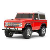 Tamiya 1/10 Ford Bronco 1973 CC01 RC Kit 58469
