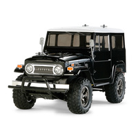 Tamiya 1/10 Land Cruiser CC-01 4WD Black Edition R