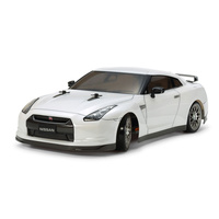 Tamiya 1/10 Nissan GTR Drift TT02D RC Kit 58623