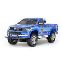 Tamiya 1/10 Toyota Hilux Extra Cab 4WD CC-01 Chassis 58663