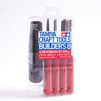 Tamiya Builder's 8Screwdriver 74023