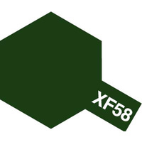 Tamiya Enamel XF-58 Olive Green 10mL Paint 80358