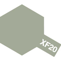 Tamiya Acrylic Mini XF-20 Medium Gray 10mL Paint 81720