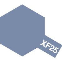 Tamiya Acrylic Mini XF-25 Light Sea Gray 10mL Paint 81725