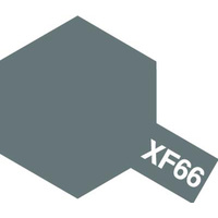 Tamiya Acrylic Mini XF-66 Light Gray 10mL Paint 81766