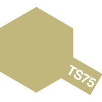 Tamiya Spray Colour TS-75 Champagne Gold 100mL Paint 85075
