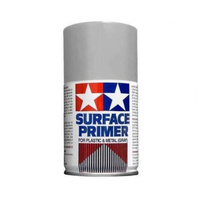 Tamiya Surface Primer Spray 100mL Gray 87026