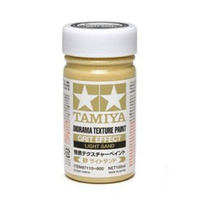 Tamiya Diorama Texture Paint Light Sand T87110