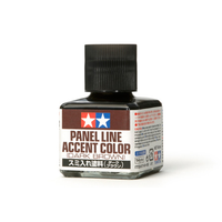 Tamiya Panel Line Colour Dark Brown T87140
