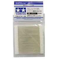 Tamiya Craft Cotton Swab (Tr,F*50) 87142