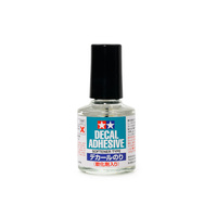 Tamiya Decal Adhesive (Softener Type) 10ml