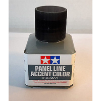 Tamiya Panel Line Accent Colour Dark Grey