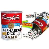 Campbells Alphabet Dice Game TDC2550
