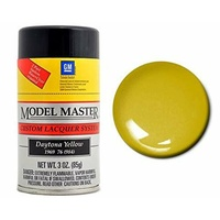 Model Master Spray Daytona Yellow