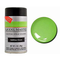 Model Master Spray Sublime Green